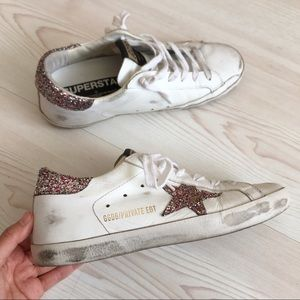 GOLDEN GOOSE Private Edt Superstar Sneakers 37